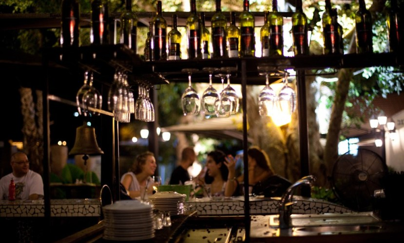 Vicky Cristina … Tel-Aviv