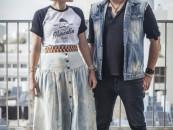 Марк Леховицер и Юлия Сапир – дизайнер и ученая (Тель-Авивские молодожёны)