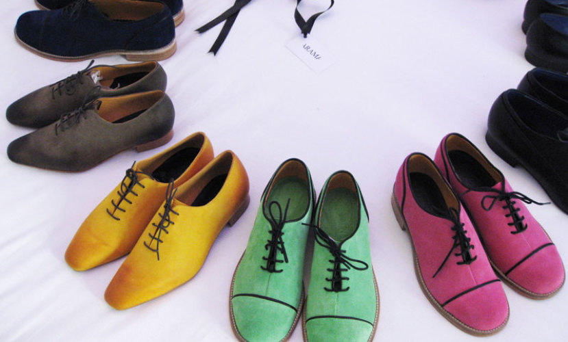 Ах, эти жёлтые ботинки