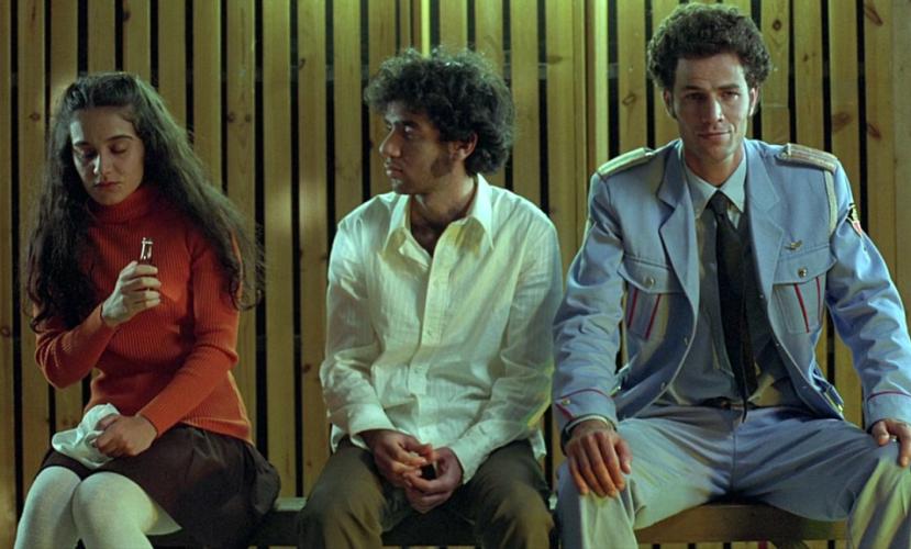 Визит оркестра (Bikur Ha-Tizmoret, 2007)