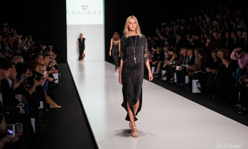 Mercedes-Benz Fashion Week представляет тель-авивскую моду