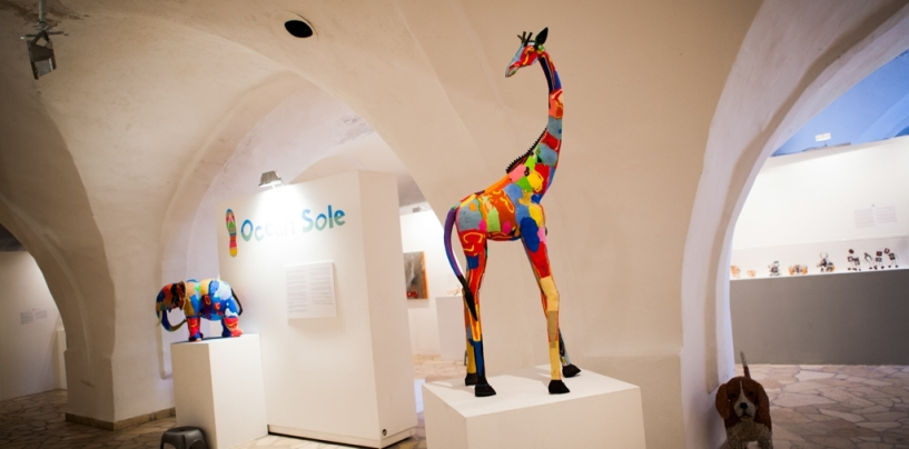 ToyCycle — выставка необычных игрушек в Яффо