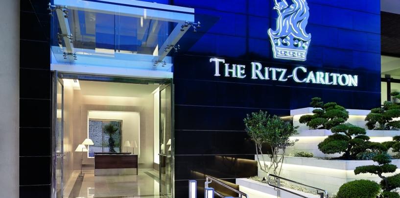 Первый израильский Ritz-Carlton Hotel в порту Герцлии