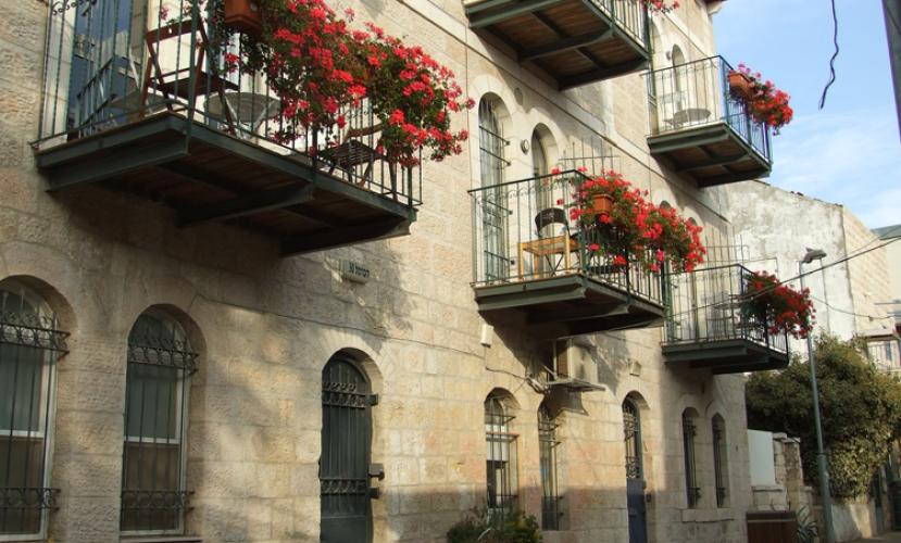 Нахлаот — мистика Иерусалима