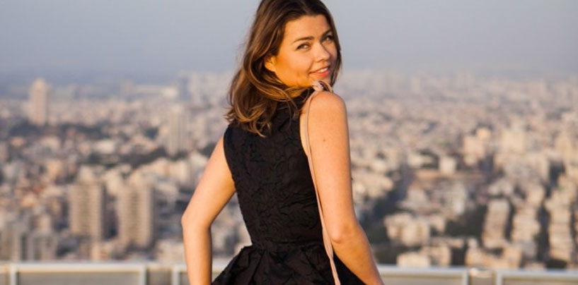 Елена Хули — 35 лет, блогер и стилист (Петах-Тиква — Кишинев)