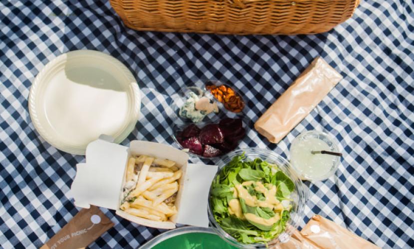 Пикник в Сароне