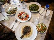 "Рамат-авивское кулинарное ""3G"": Grinberg, Greco & Gelateria"