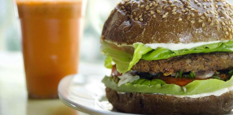 Топ-5 вегетарианских кафе Тель-Авива