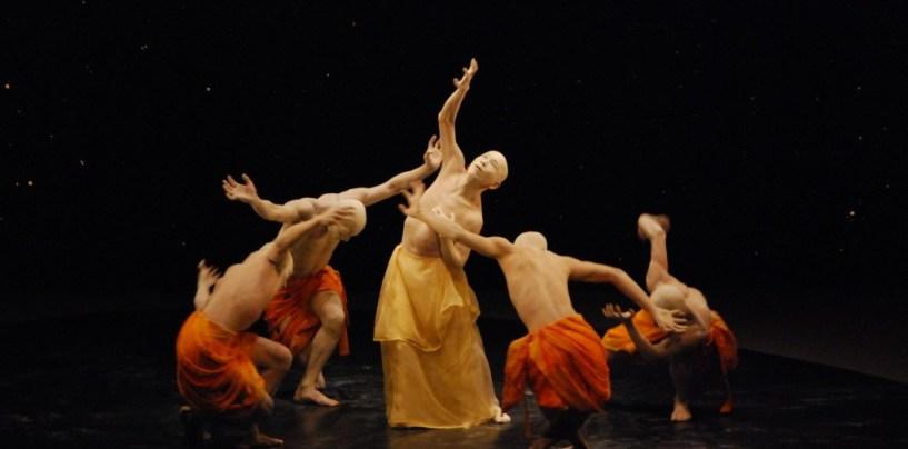 «Тобари – в бесконечном потоке» — японский балет снова в Израиле