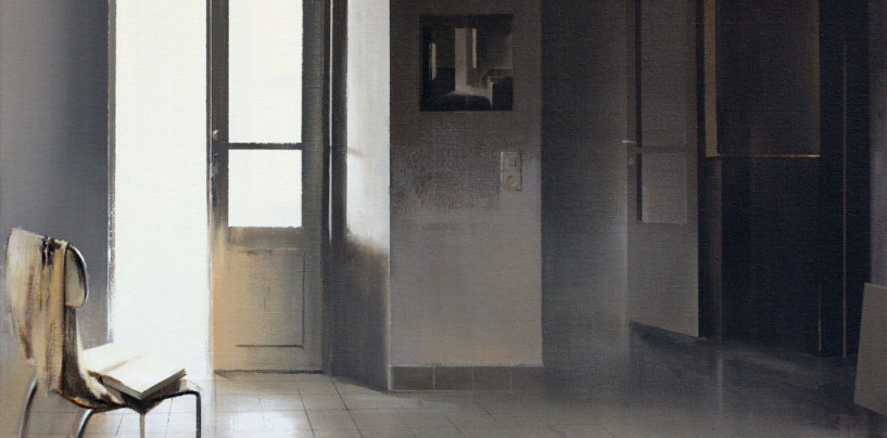 Вернисаж Саймона Аджиашвили «Одно лето, один город»