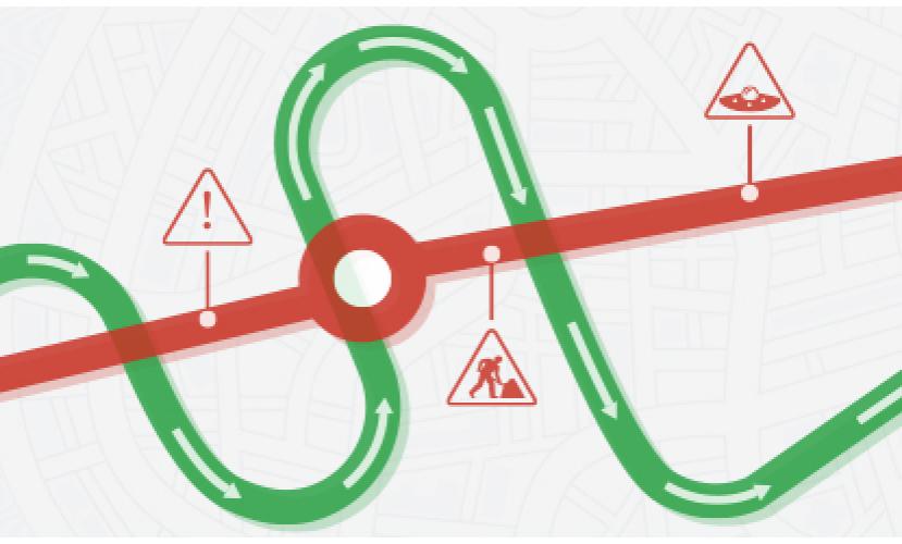 AlterNative — сервис для навигации в городе