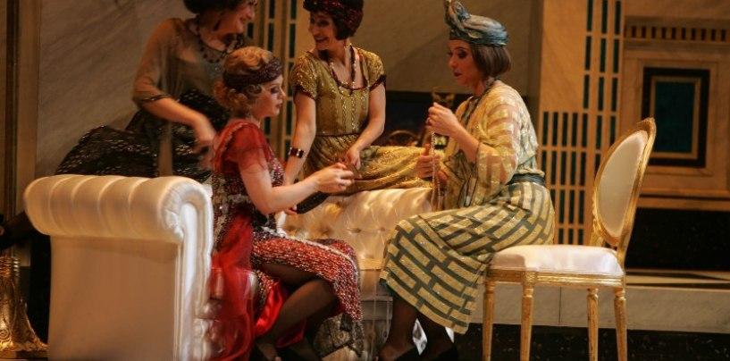 Опера Пуччини «Ласточка» — впервые в Израильской опере
