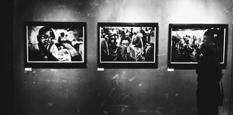 Выставка Зива Корена «Writing With Light»