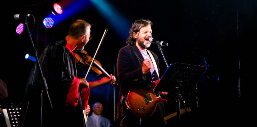 Эмир Кустурица выступит с концертами в Израиле