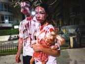 Парад зомби в Тель-Авиве