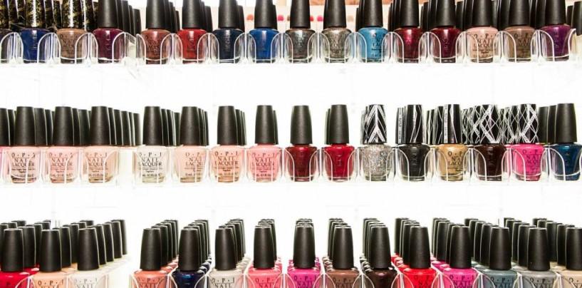 Новое место: Nail Boutique OPI в Сароне