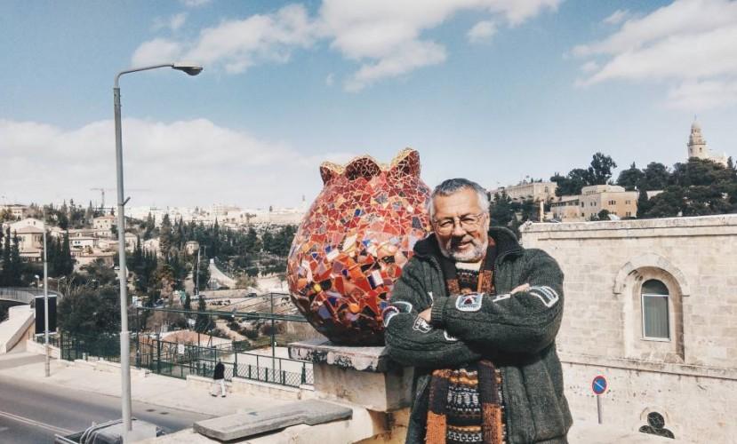 «Израильский Гауди» рассказывает о своем творческом пути