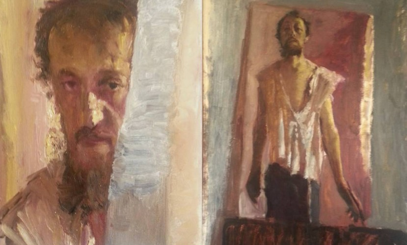 Леонид Балаклав «Обсессия портрета»