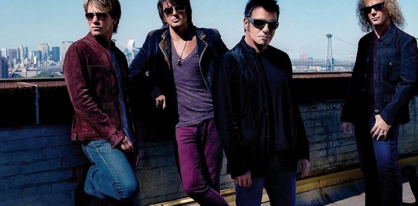 Группа Bon Jovi выступит в Израиле