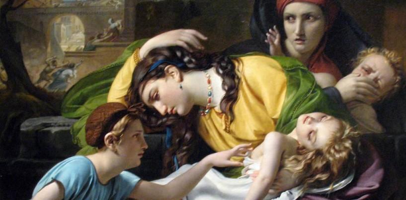 Девятый Фестиваль Медленного Чтения: «Мать и блудница: Иерусалим как женщина»
