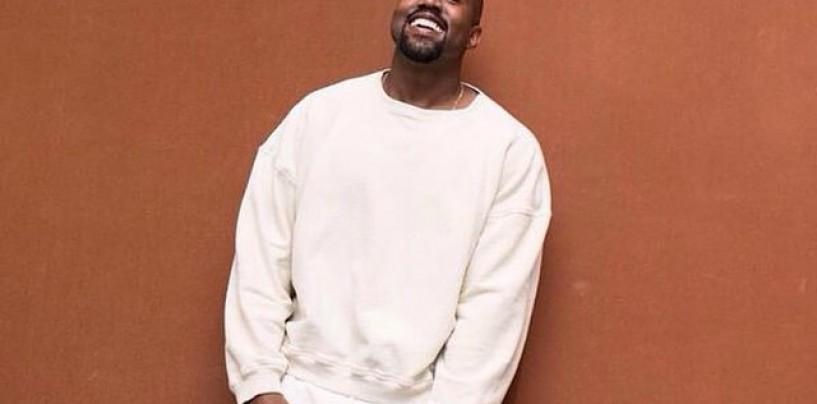 К нам едет Kanye West