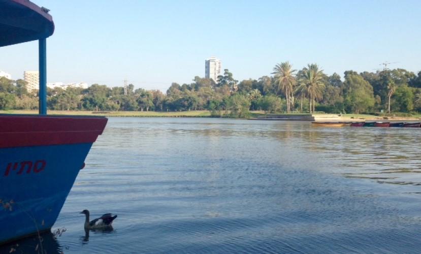 Маршрут по Тель-Авиву: прогулка в парке HaYarkon