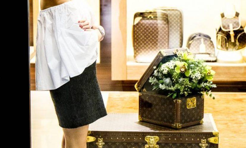 Новая коллекция Louis Vuitton появилась и в израильском филиале