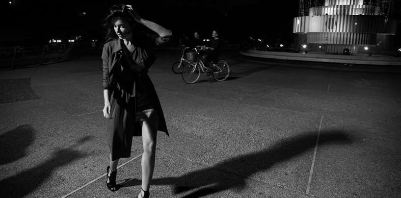 Тель-Авив: один вечер с Анастасией Логиновой