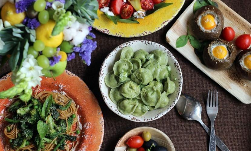 Бранч на Шавуот с Орной и Fruit&Bloom