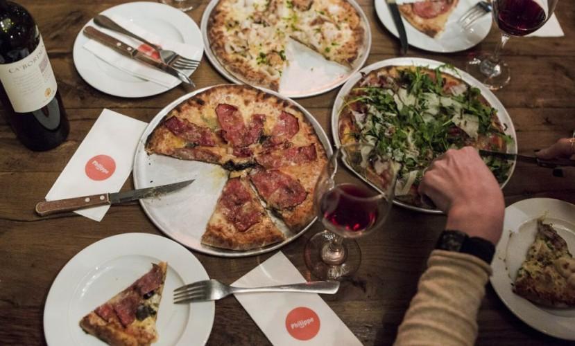 Французская пицца?