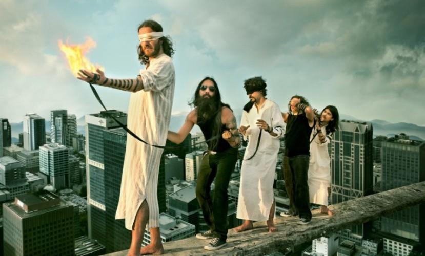 Orphaned Land – метал-группа, «сделанная в Израиле»