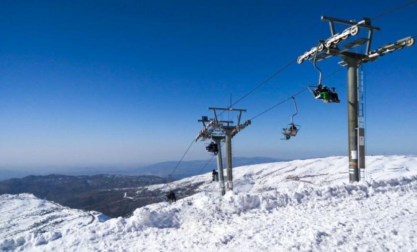 О покорении горы Хермон и зимних развлечениях
