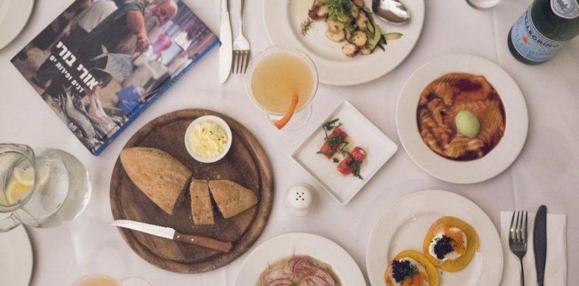 Почему URI BURI в Акко назван лучшим рестораном на Ближнем Востоке