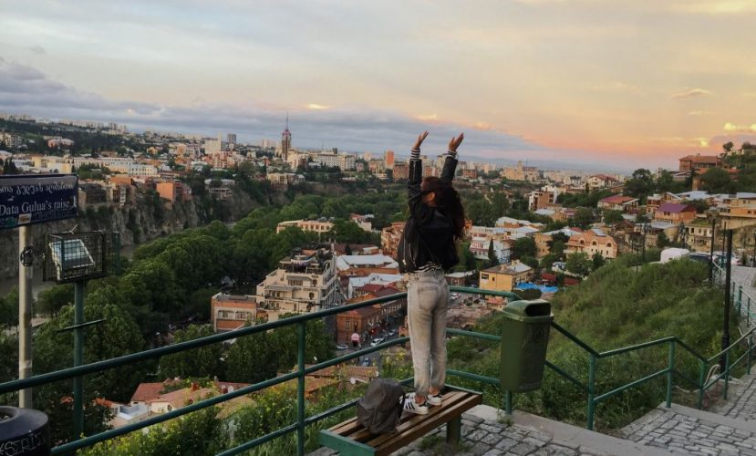 Тбилиси – город, который любит тебя