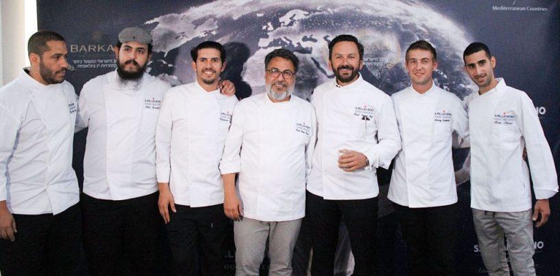В Тель-Авиве прошёл этап международного кулинарного конкурса San Pelegrino Young Chef