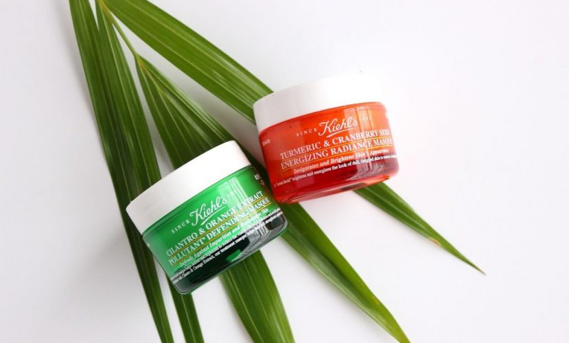 Энергия и защита кожи в двух новых масках Kiehl's