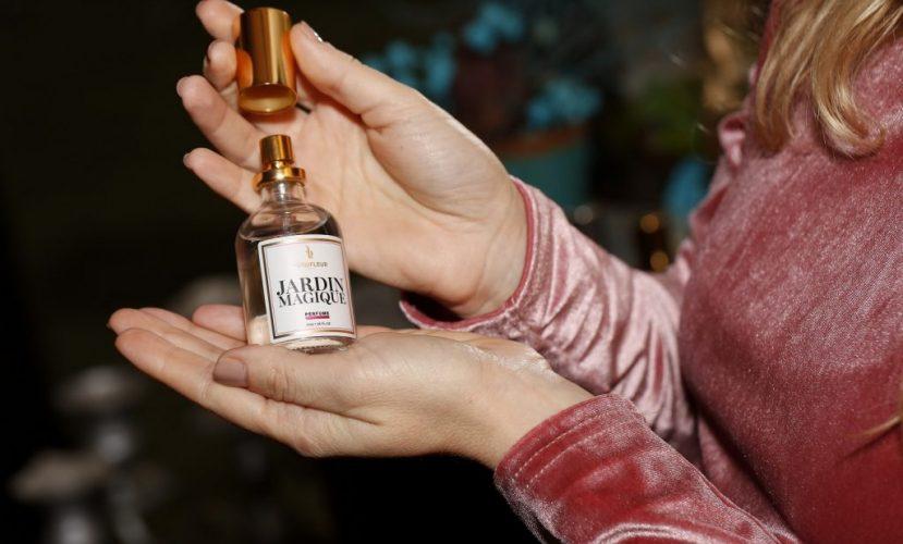 PERSIFLEUR: тель-авивский парфюм