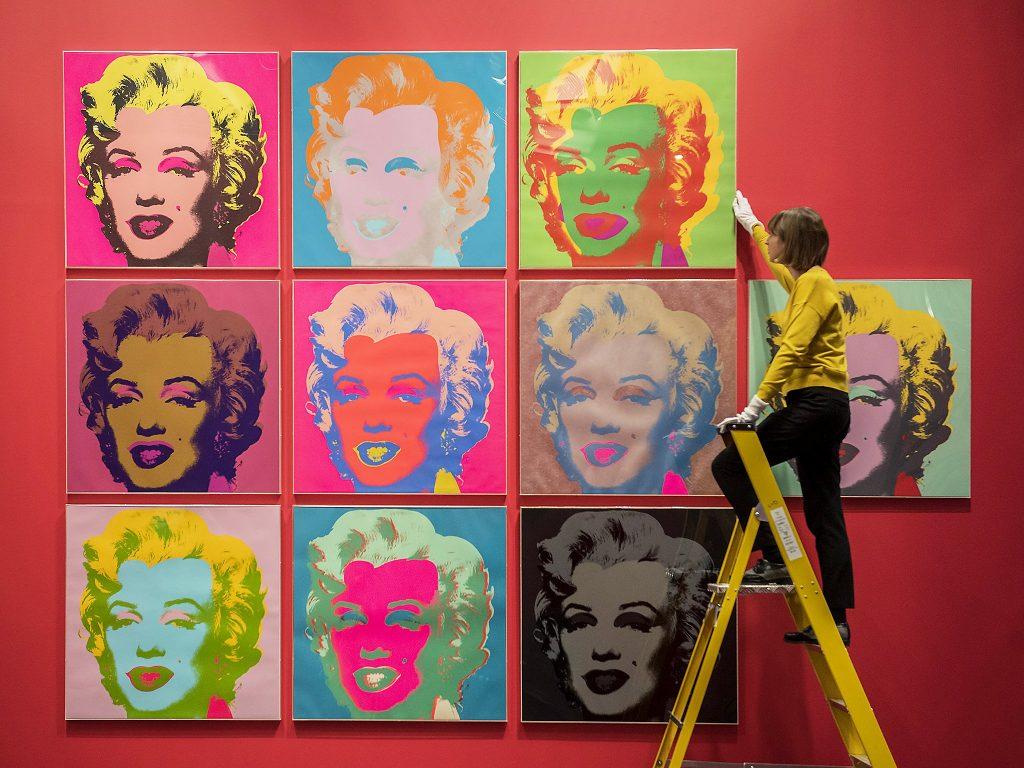 Популярное искусство поп-арт