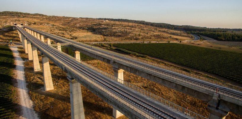Из Иерусалима в аэропорт – за 24 минуты и [пока] бесплатно