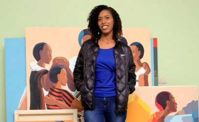 Нирит Такеле — «эфиопская сенсация» в израильском искусстве