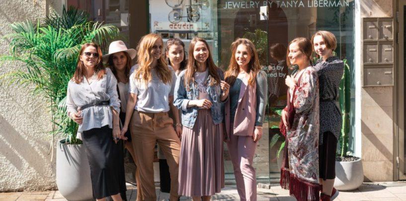 В Тель-Авиве открылся первый магазин Jerusalem Bazar