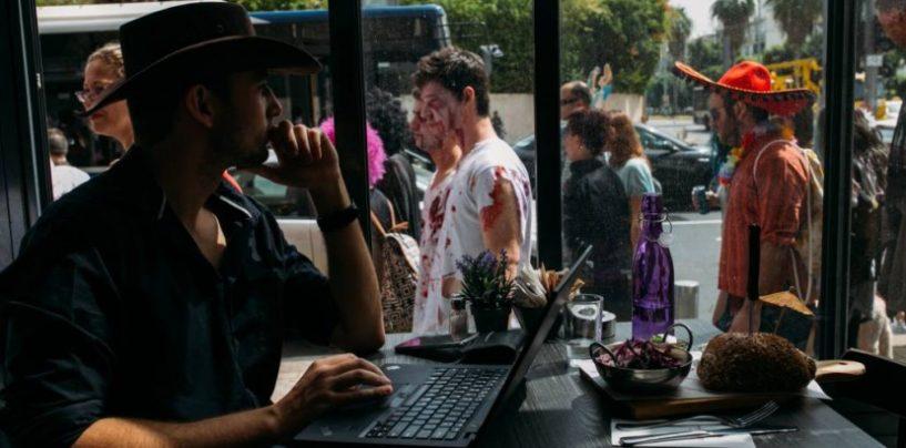 Обзор пуримских вечеринок 2019 в Тель-Авиве