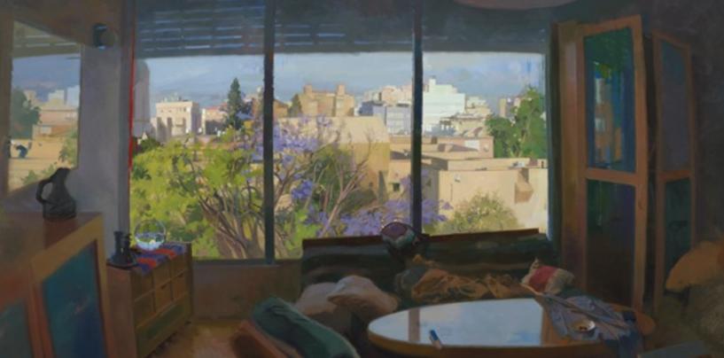 Большая выставка Хаима Шиффа в Тель-Авивском Музее Искусств