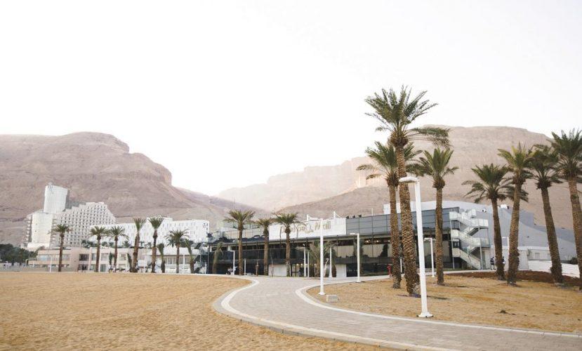 На Мёртвом Море открылся новый торговый центр