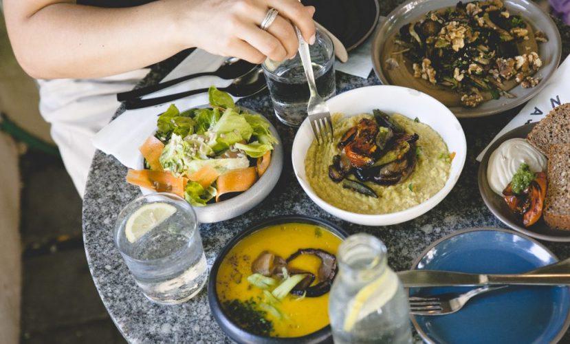 5 самых вкусных мест в Тель-Авиве Кати Фукзон