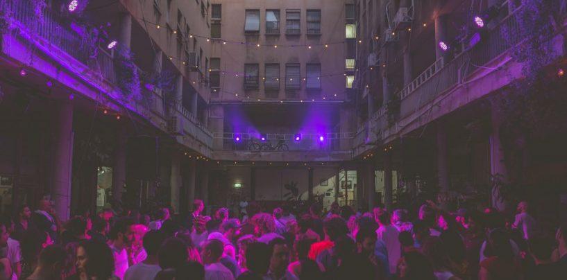 5 баров Тель-Авива с электронной музыкой