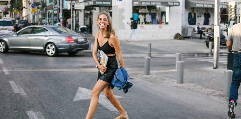 Еда и Тель-Авив Натали Глайтман