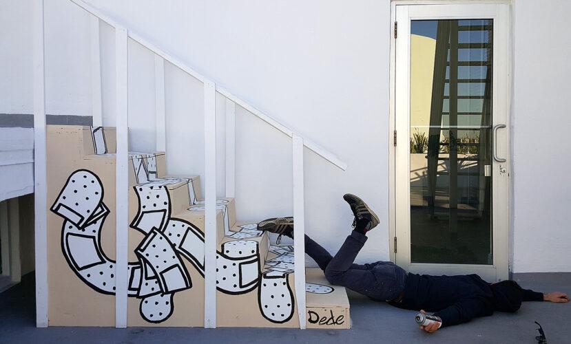 Топ 6 стрит-арт художников Израиля. Часть 2