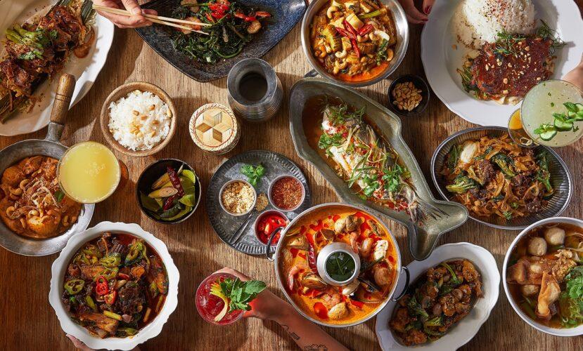 5 любимых доставок тайской еды на дом