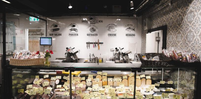 В Тель-Авиве открылся филиал Shefa Taamim Deli&Meat
